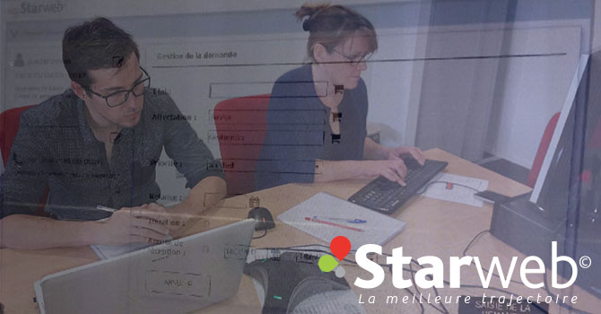 Relation omnicanal : Starweb© repense son ergonomie en mode UX design